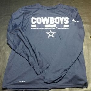 Nike Dallas Cowboys Drifit shirt